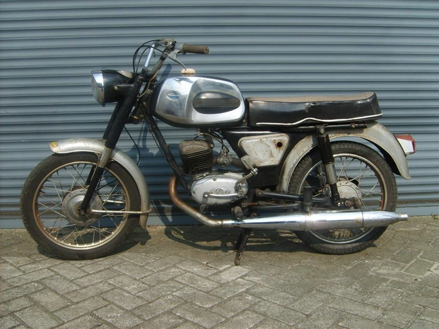 Nederlandse Motorfietsen Gazelle